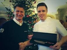 Steven Edwards - MasterChef Professionals 2013 Winner
